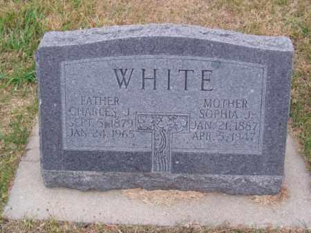 WHITE, SOPHIA J. - Brown County, Nebraska | SOPHIA J. WHITE - Nebraska Gravestone Photos
