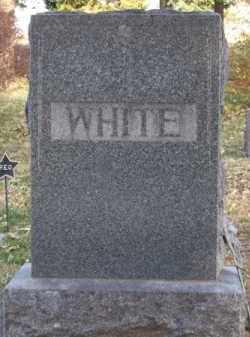 WHITE, FAMILY - Brown County, Nebraska | FAMILY WHITE - Nebraska Gravestone Photos
