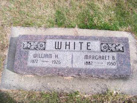 WHITE, WILLIAM H. - Brown County, Nebraska | WILLIAM H. WHITE - Nebraska Gravestone Photos