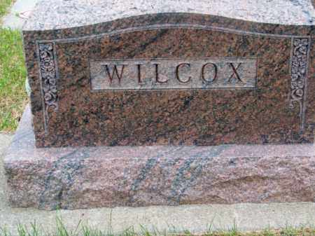 WILCOX, FAMILY - Brown County, Nebraska | FAMILY WILCOX - Nebraska Gravestone Photos