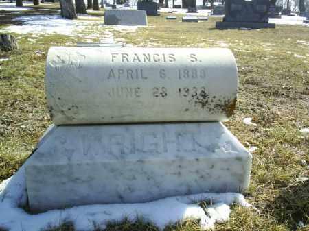 WRIGHT, FRANCIS - Brown County, Nebraska | FRANCIS WRIGHT - Nebraska Gravestone Photos
