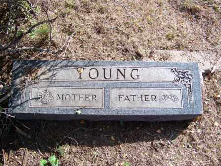 YOUNG, E. C. - Brown County, Nebraska | E. C. YOUNG - Nebraska Gravestone Photos