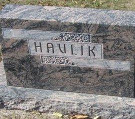 HAVLIK, FRANK & ANNA - Buffalo County, Nebraska | FRANK & ANNA HAVLIK - Nebraska Gravestone Photos