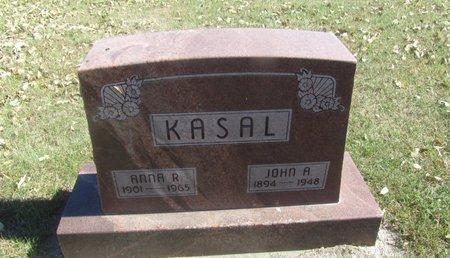 KASAL, JOHN A. - Buffalo County, Nebraska   JOHN A. KASAL - Nebraska Gravestone Photos