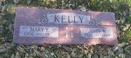 KELLY, JOHN W. - Buffalo County, Nebraska   JOHN W. KELLY - Nebraska Gravestone Photos