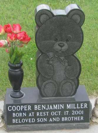 MILLER, COOPER - Buffalo County, Nebraska | COOPER MILLER - Nebraska Gravestone Photos