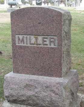 MILLER, FAMILY - Buffalo County, Nebraska | FAMILY MILLER - Nebraska Gravestone Photos