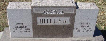 MILLER, LOUISE - Buffalo County, Nebraska   LOUISE MILLER - Nebraska Gravestone Photos