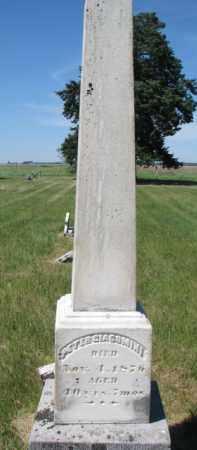 GIAGOMINI, PETER - Burt County, Nebraska | PETER GIAGOMINI - Nebraska Gravestone Photos