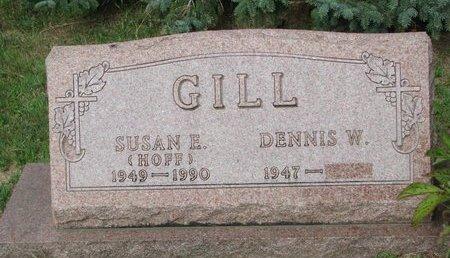 GILL, SUSAN E. - Burt County, Nebraska   SUSAN E. GILL - Nebraska Gravestone Photos