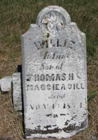 GILL, WILLIE - Burt County, Nebraska   WILLIE GILL - Nebraska Gravestone Photos