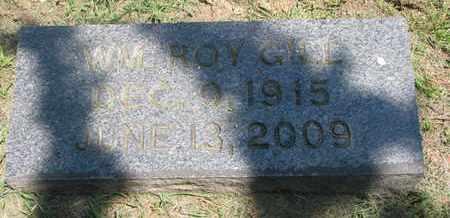 GILL, WILLIAM ROY - Burt County, Nebraska   WILLIAM ROY GILL - Nebraska Gravestone Photos