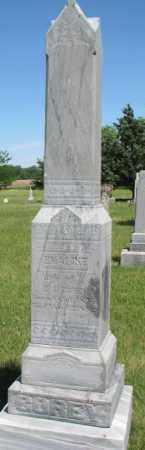 GOREY, AMALINE - Burt County, Nebraska | AMALINE GOREY - Nebraska Gravestone Photos