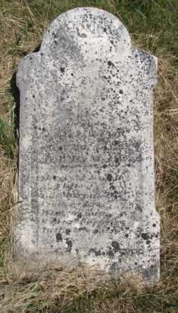 LYDICK, LAURA - Burt County, Nebraska | LAURA LYDICK - Nebraska Gravestone Photos