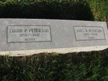PETERSON, EMMA P. - Burt County, Nebraska | EMMA P. PETERSON - Nebraska Gravestone Photos