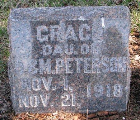 PETERSON, GRACE - Burt County, Nebraska | GRACE PETERSON - Nebraska Gravestone Photos