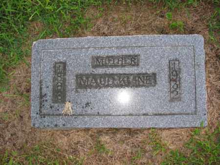 PETERSON, MAUDE - Burt County, Nebraska   MAUDE PETERSON - Nebraska Gravestone Photos