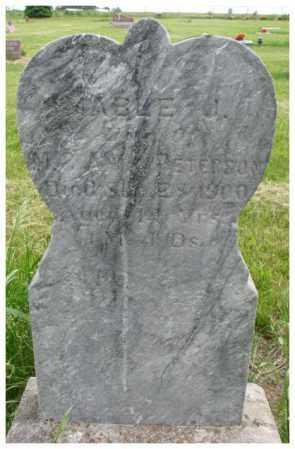 PETERSON, MABLE J. - Burt County, Nebraska | MABLE J. PETERSON - Nebraska Gravestone Photos