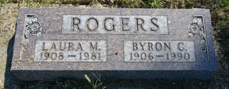 ROGERS, BYRON C. - Burt County, Nebraska | BYRON C. ROGERS - Nebraska Gravestone Photos