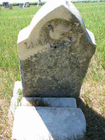 UNKNOWN, UNKNOWN - Burt County, Nebraska   UNKNOWN UNKNOWN - Nebraska Gravestone Photos