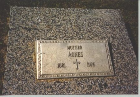 WITTERA KOUBA, AGNES - Butler County, Nebraska | AGNES WITTERA KOUBA - Nebraska Gravestone Photos