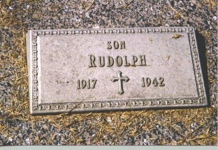 KOUBA, RUDOLPH - Butler County, Nebraska   RUDOLPH KOUBA - Nebraska Gravestone Photos