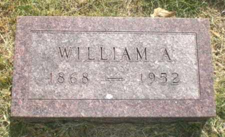 BECKER, WILLIAM - Cass County, Nebraska | WILLIAM BECKER - Nebraska Gravestone Photos