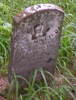 LAUGHLIN, MATILDA - Cass County, Nebraska | MATILDA LAUGHLIN - Nebraska Gravestone Photos