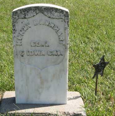 BARNHART, HENRY - Cedar County, Nebraska   HENRY BARNHART - Nebraska Gravestone Photos