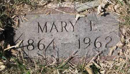 BINGHAM, MARY ELIZABETH - Cedar County, Nebraska | MARY ELIZABETH BINGHAM - Nebraska Gravestone Photos