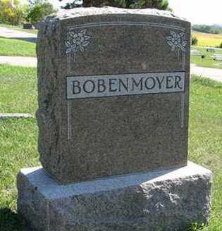 BOBENMOYER, FAMILY - Cedar County, Nebraska | FAMILY BOBENMOYER - Nebraska Gravestone Photos