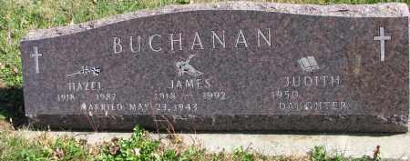 BUCHANAN, HAZEL - Cedar County, Nebraska   HAZEL BUCHANAN - Nebraska Gravestone Photos