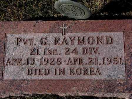 BURBACH, G. RAYMOND - Cedar County, Nebraska | G. RAYMOND BURBACH - Nebraska Gravestone Photos