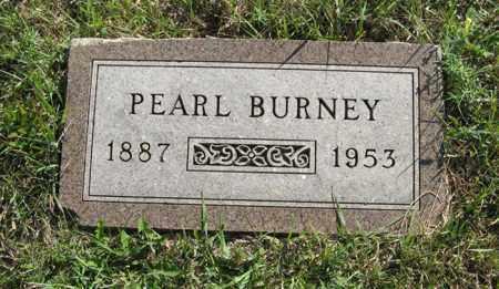 BURNEY, PEARL - Cedar County, Nebraska | PEARL BURNEY - Nebraska Gravestone Photos