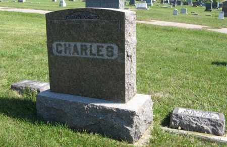 CHARLES, FAMILY - Cedar County, Nebraska | FAMILY CHARLES - Nebraska Gravestone Photos
