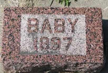 DALE, BABY - Cedar County, Nebraska | BABY DALE - Nebraska Gravestone Photos