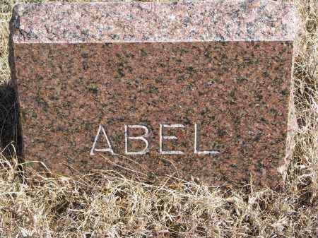 DANIELSON, ABEL - Cedar County, Nebraska   ABEL DANIELSON - Nebraska Gravestone Photos