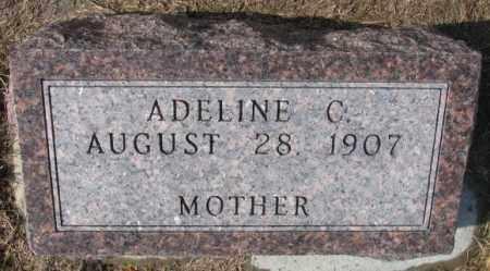 FEILMEIER, ADELINE C. - Cedar County, Nebraska | ADELINE C. FEILMEIER - Nebraska Gravestone Photos