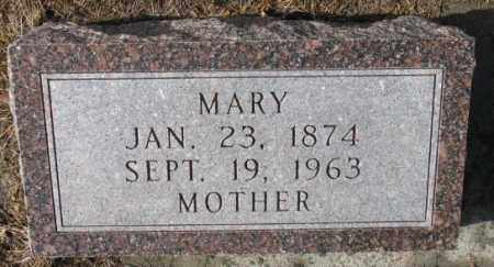 FEILMEIER, MARY - Cedar County, Nebraska | MARY FEILMEIER - Nebraska Gravestone Photos