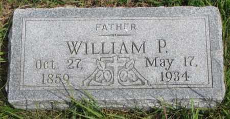 GALVIN, WILLIAM P. - Cedar County, Nebraska | WILLIAM P. GALVIN - Nebraska Gravestone Photos