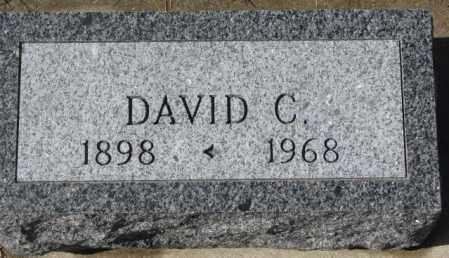 GARRIGAN, DAVID C. - Cedar County, Nebraska | DAVID C. GARRIGAN - Nebraska Gravestone Photos