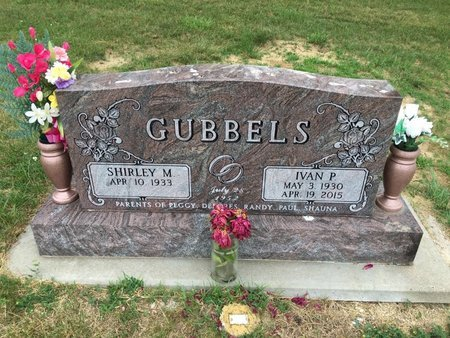 VLASAK GUBBELS, SHIRLEY M - Cedar County, Nebraska   SHIRLEY M VLASAK GUBBELS - Nebraska Gravestone Photos