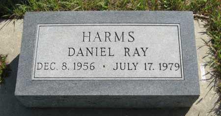 HARMS, DANIEL RAY - Cedar County, Nebraska   DANIEL RAY HARMS - Nebraska Gravestone Photos
