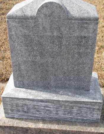 HORSTMAN, WILLIAM A. - Cedar County, Nebraska | WILLIAM A. HORSTMAN - Nebraska Gravestone Photos