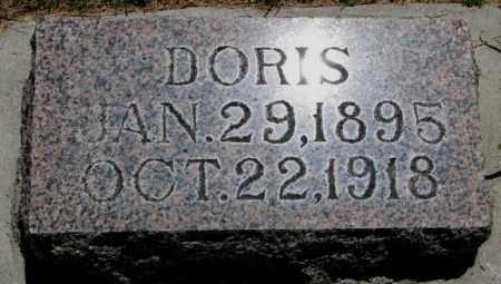 HYATT, DORIS - Cedar County, Nebraska   DORIS HYATT - Nebraska Gravestone Photos