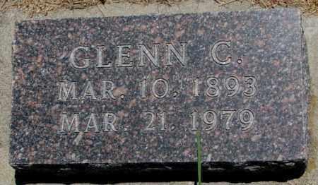HYATT, GLENN C. - Cedar County, Nebraska | GLENN C. HYATT - Nebraska Gravestone Photos