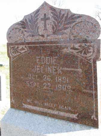 JELINEK, EDDIE - Cedar County, Nebraska | EDDIE JELINEK - Nebraska Gravestone Photos