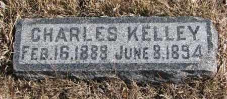 KELLEY, CHARLES - Cedar County, Nebraska | CHARLES KELLEY - Nebraska Gravestone Photos