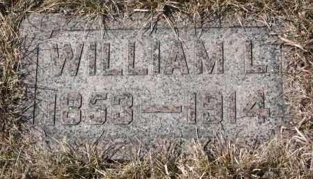 KRUMVIEDA, WILLIAM L. - Cedar County, Nebraska   WILLIAM L. KRUMVIEDA - Nebraska Gravestone Photos