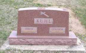 KUHL, GENEVIEVE MARGURITE - Cedar County, Nebraska   GENEVIEVE MARGURITE KUHL - Nebraska Gravestone Photos